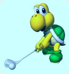 Koopa golf