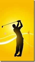 12221864-siluetas-de-golf