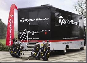 taylor made truck golf