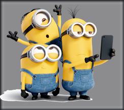 selfie_minions